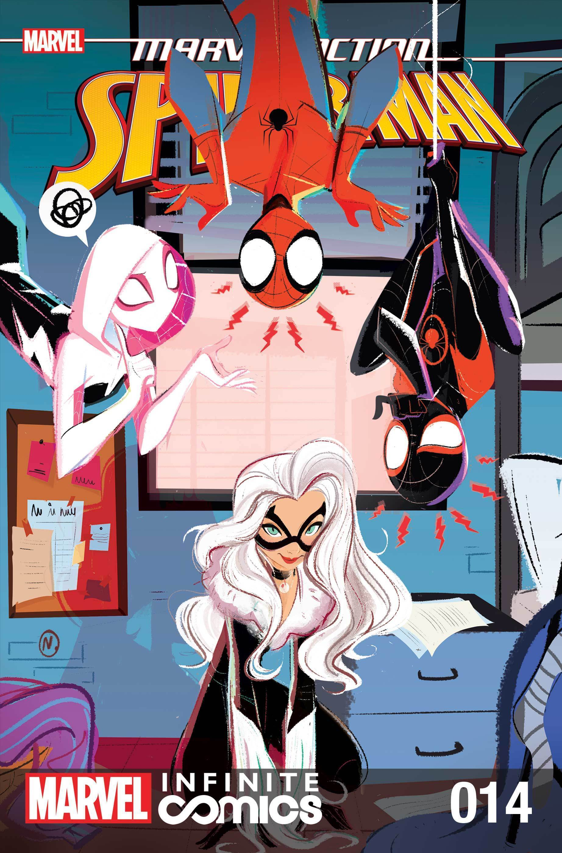 Marvel Action Spider-man #14