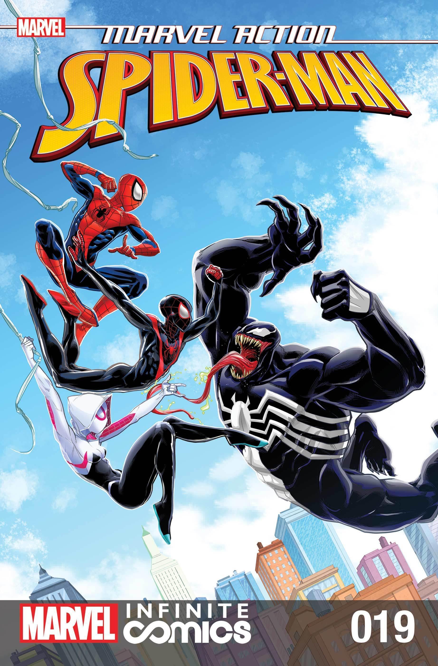 Marvel Action Spider-Man #19