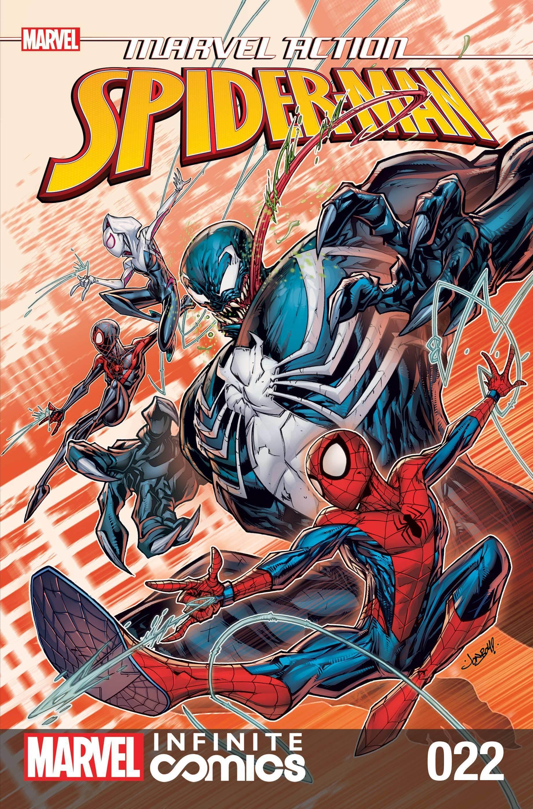 Marvel Action Spider-Man #22