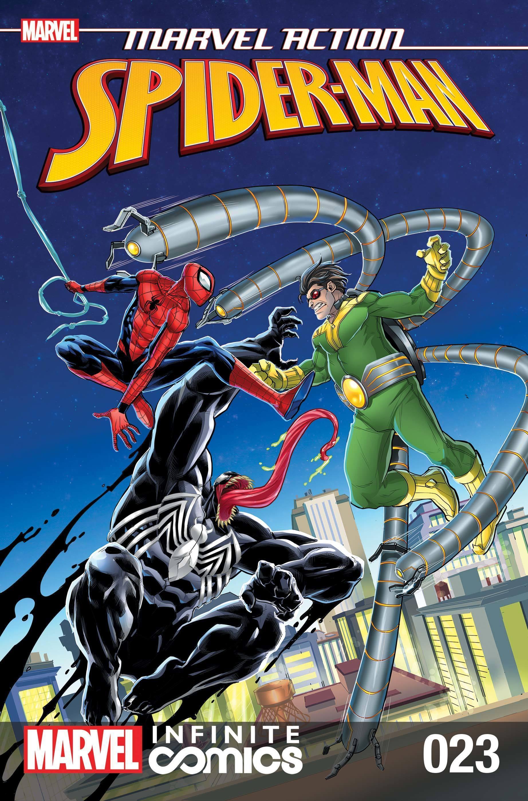 Marvel Action Spider-Man #23
