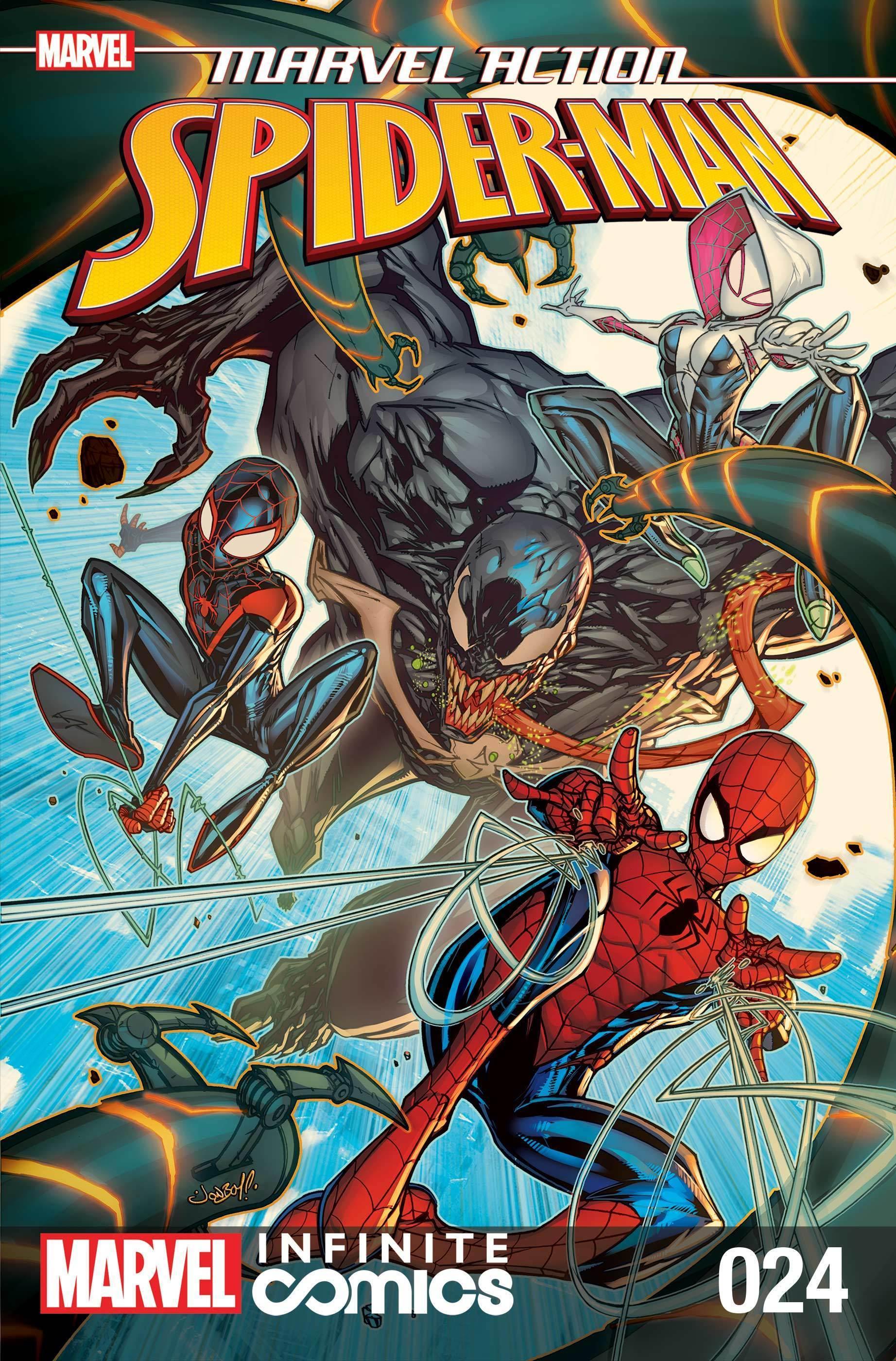 Marvel Action Spider-Man #24