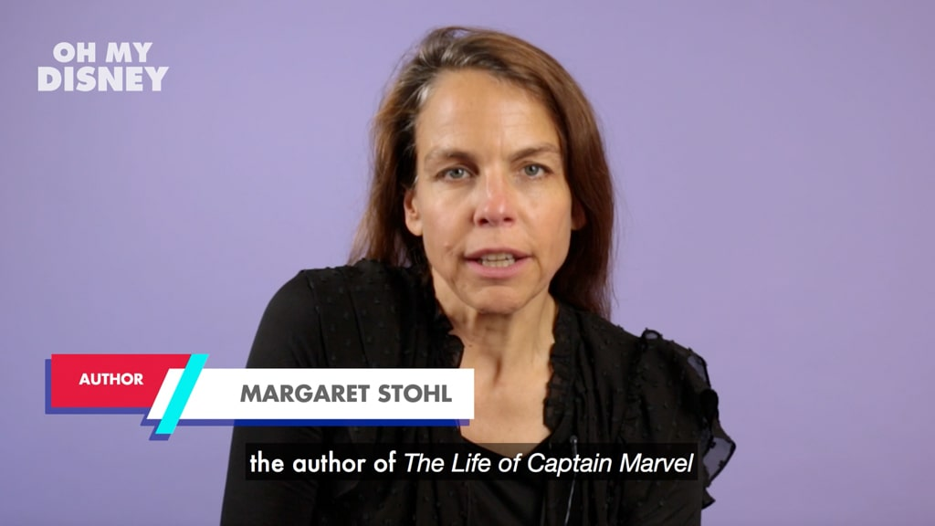 Disney Insider: An Interview with Margaret Stohl