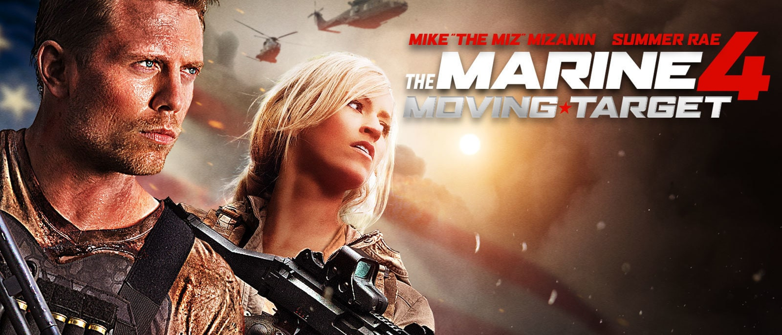 The Marine 4: Moving Target Hero
