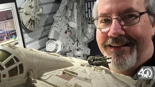 Star Wars at 40 | From Kenner to Kylo: Meet Mark Boudreaux, Star Wars Toy Designer for 40 Years