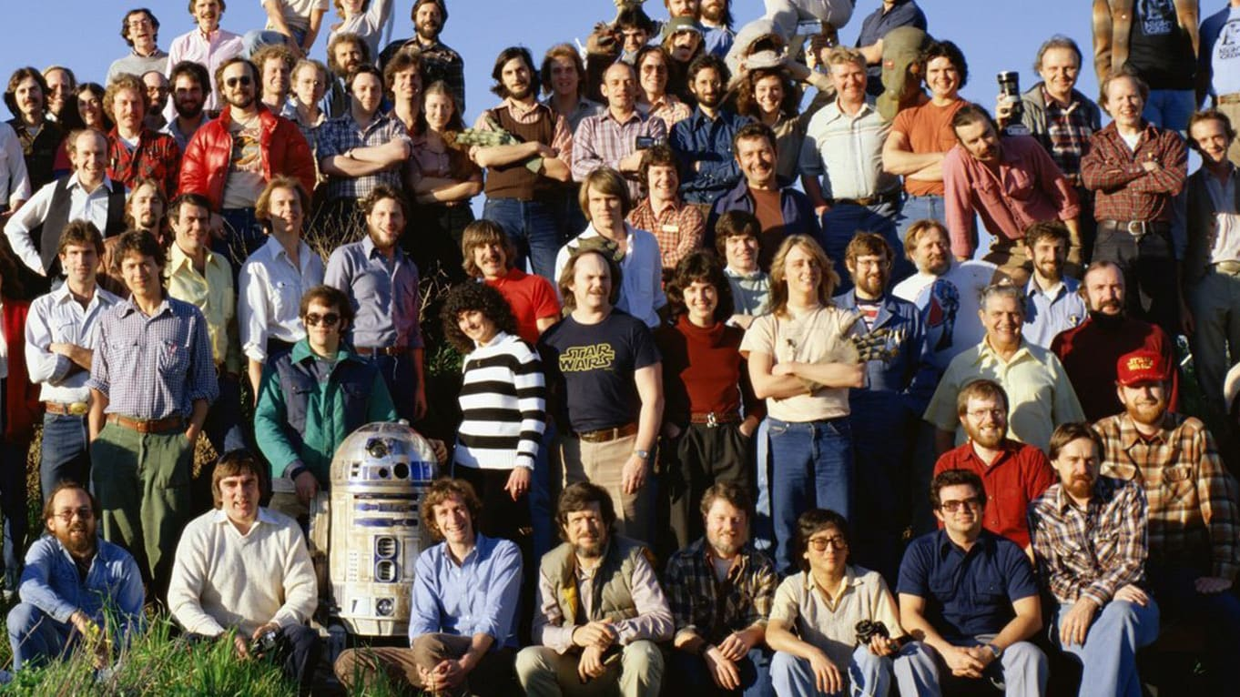 ILM Pioneers Remember The Empire Strikes Back