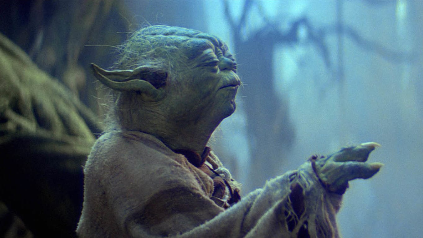 History in Objects: A Postcard from Yoda