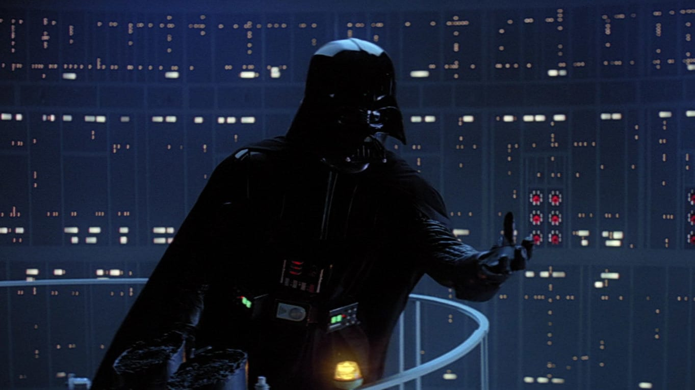"""Defining Moments: """"I Am Your Father"""""""