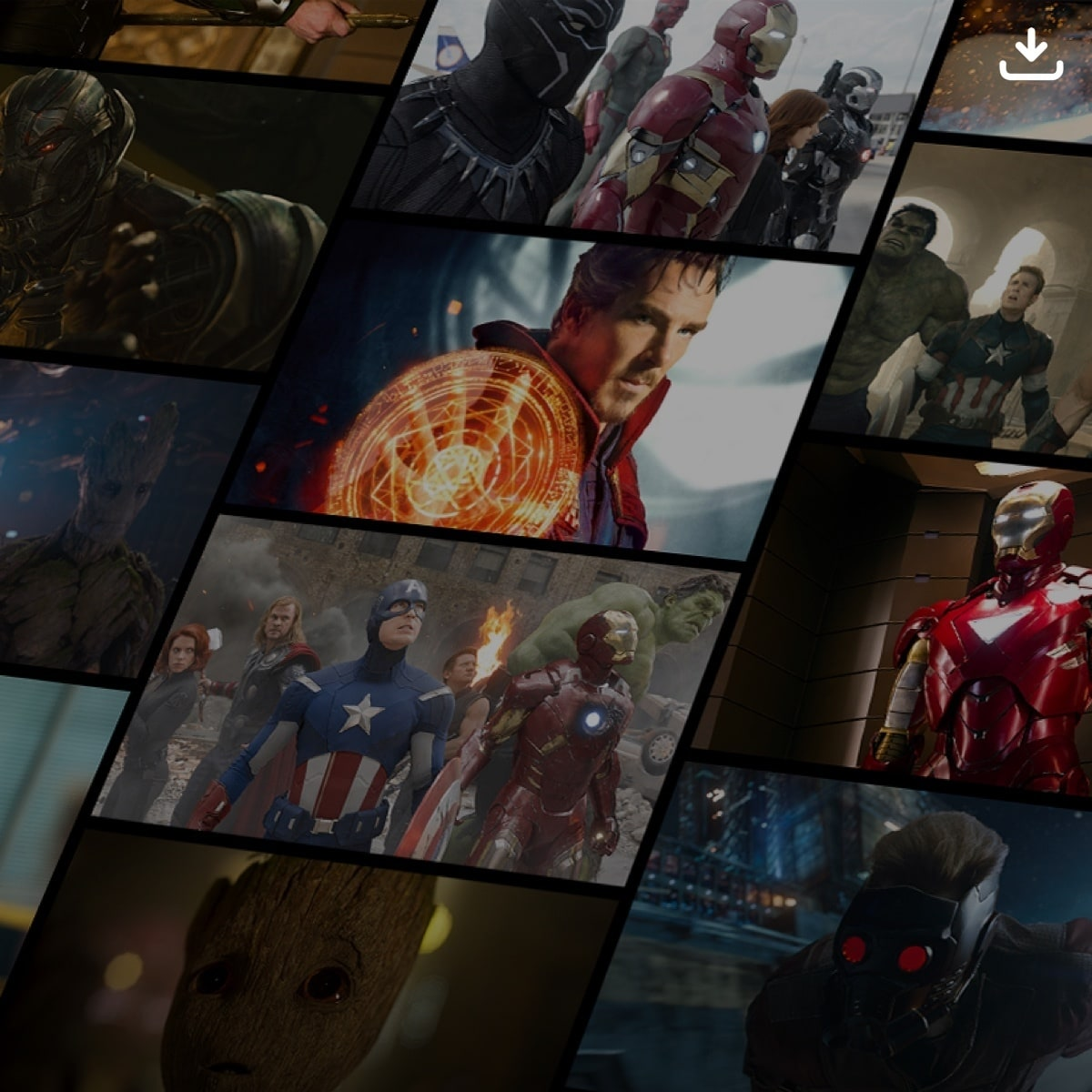 Marvel Movies | On Demand e Compra Digital