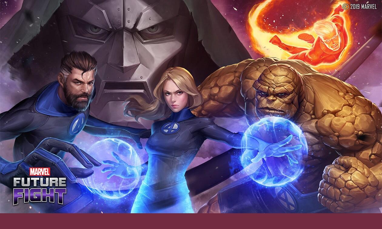 Marvel Future Fight Feb | Homepage