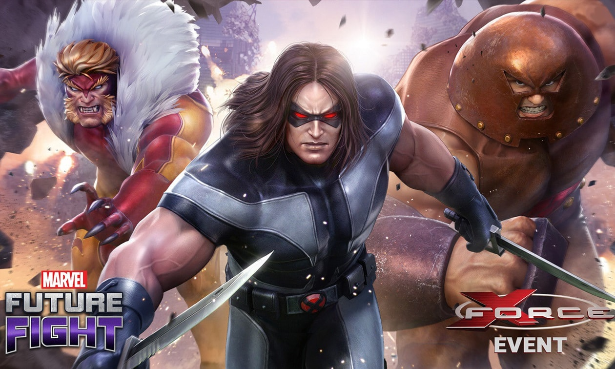 Marvel Future Fight  Apr | Game