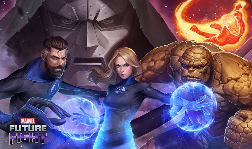 Marvel Future Fight  Feb | Game