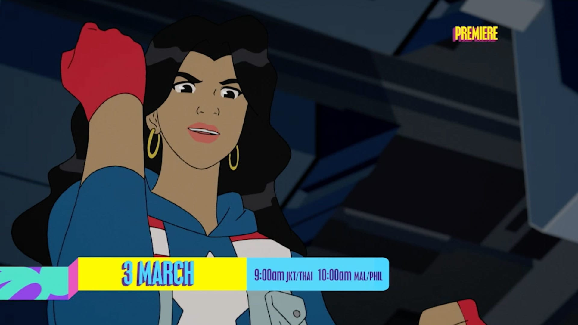 Marvel Rising: Secret Warriors on Disney Channel