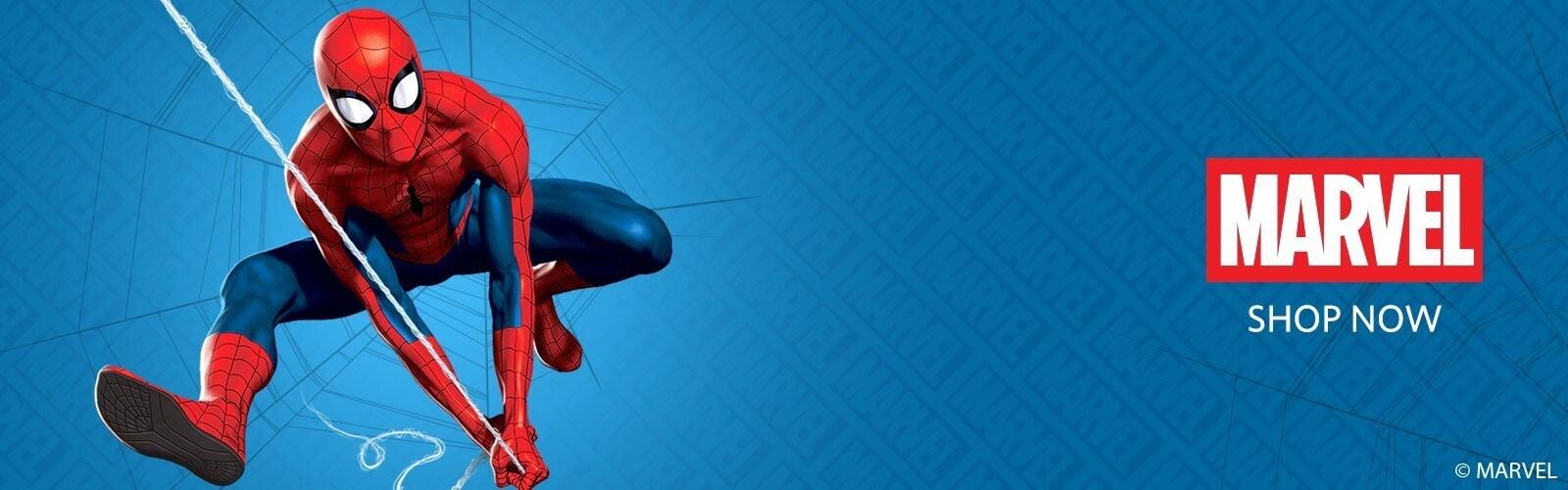 Marvel Shop Banner | Disney India