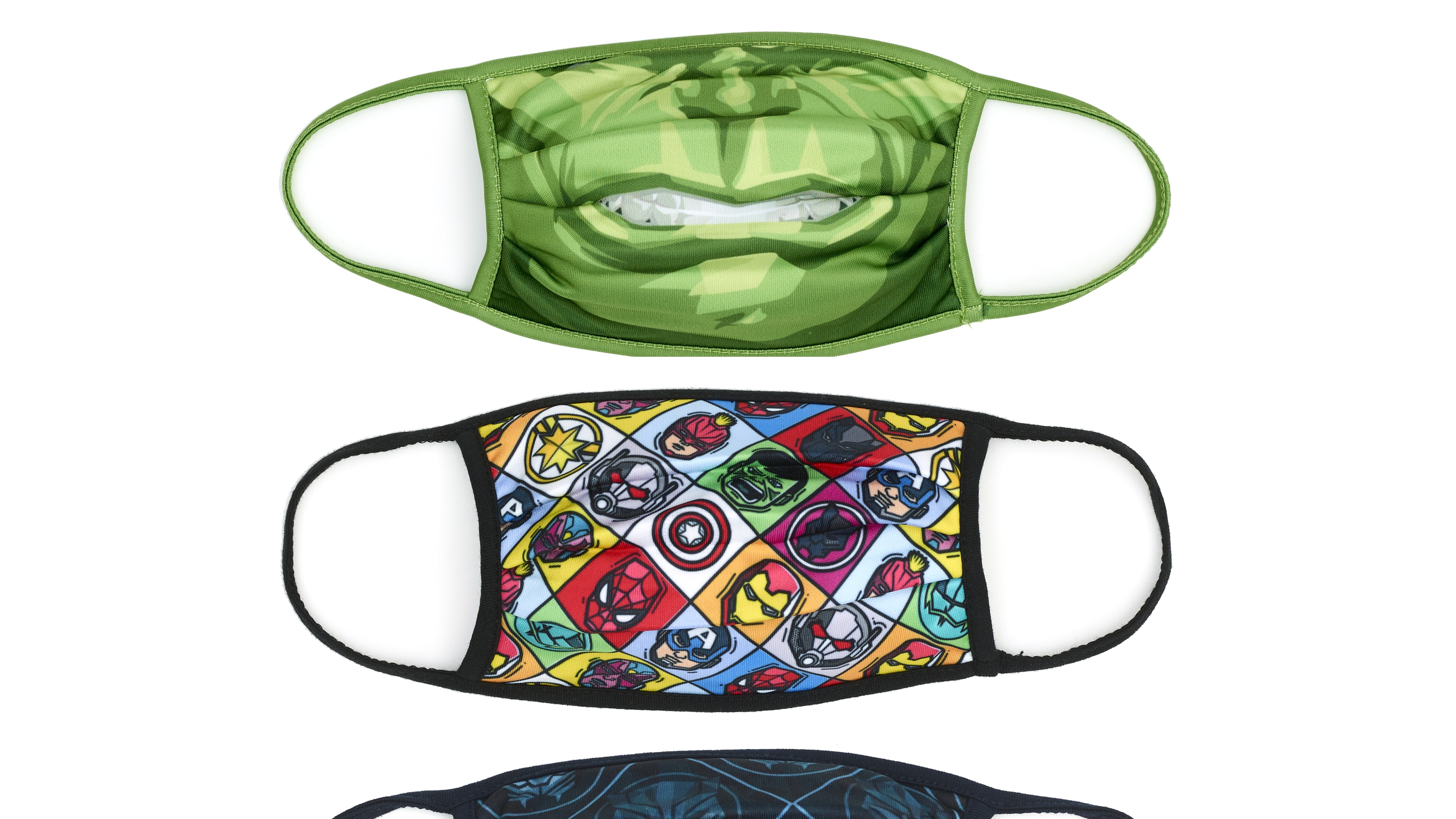 Marvel Face Coverings