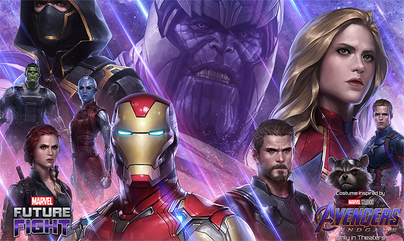 Marvel Future Fight May | Homepage