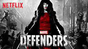 Marvel's The Defenders on Netflix