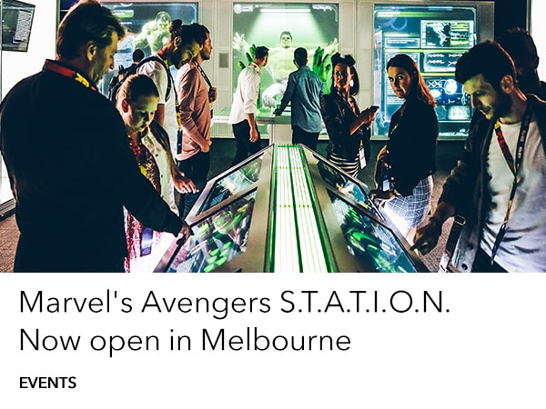 Get tickets to Avengers S.T.A.T.I.O.N. in Melbourne. Closing 15 July