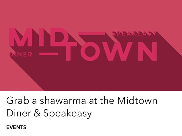 Midtown Diner and Speakeasy