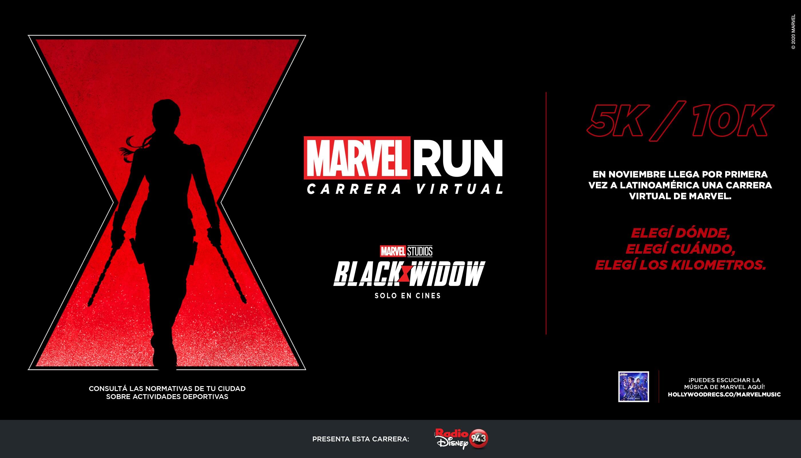 Marvel Run Argentina