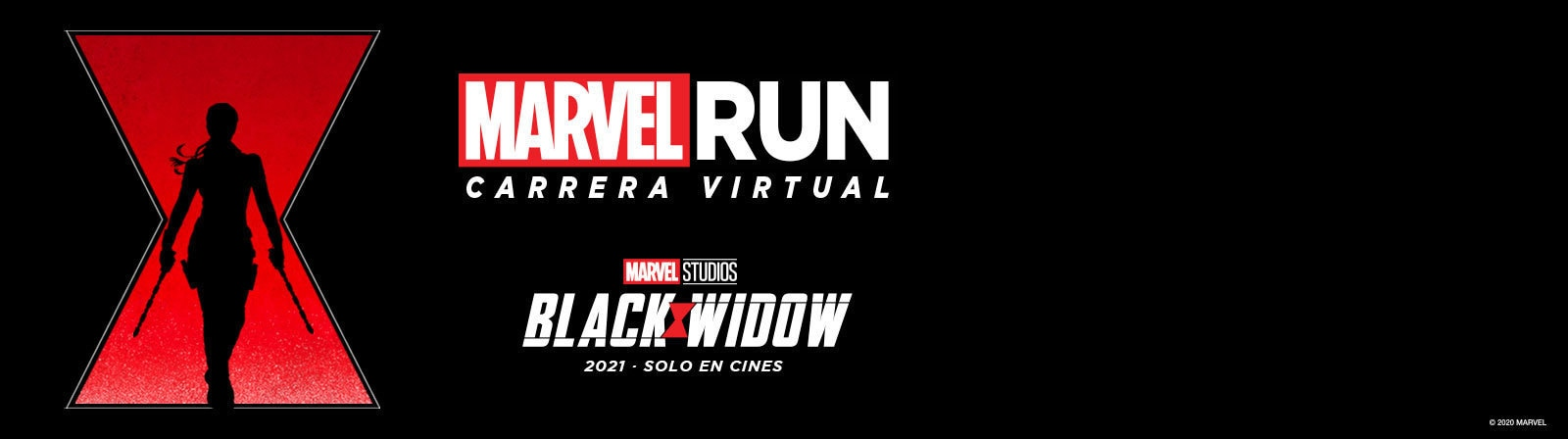 Marvel Run Carrera Virtual ARGENTINA
