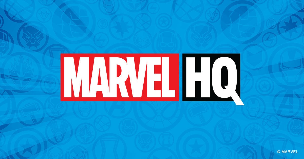 Create Your Own Super Hero | Marvel HQ