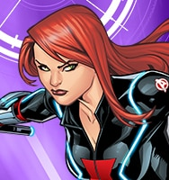 Get to know Black Widow