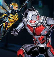 Ant-Man and  The Wasp Game