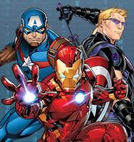 Create an Avengers Poster