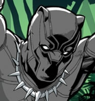 Play Black Panther Jungle Pursuit