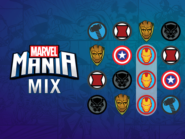 Marvel Mania Mix