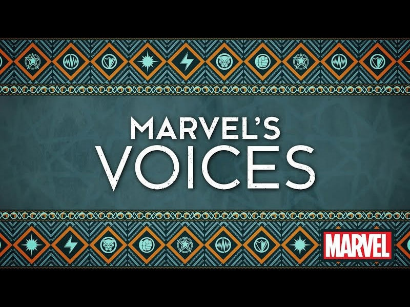 Marvel's Voices