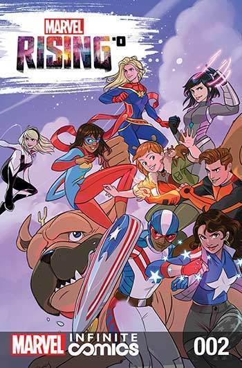 Marvel Rising #0: Part 02