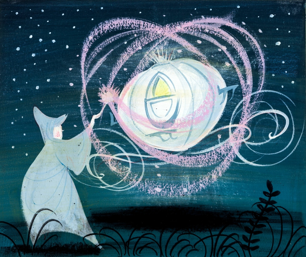 Mary Blair Fairy Godmother