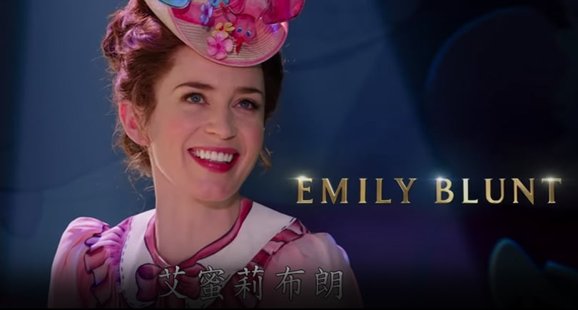 Mary Poppins returns | Trailer 02