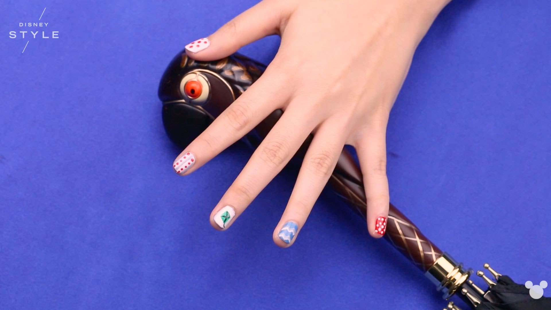 Disney Style: Mary Poppins Returns-Inspired Nails
