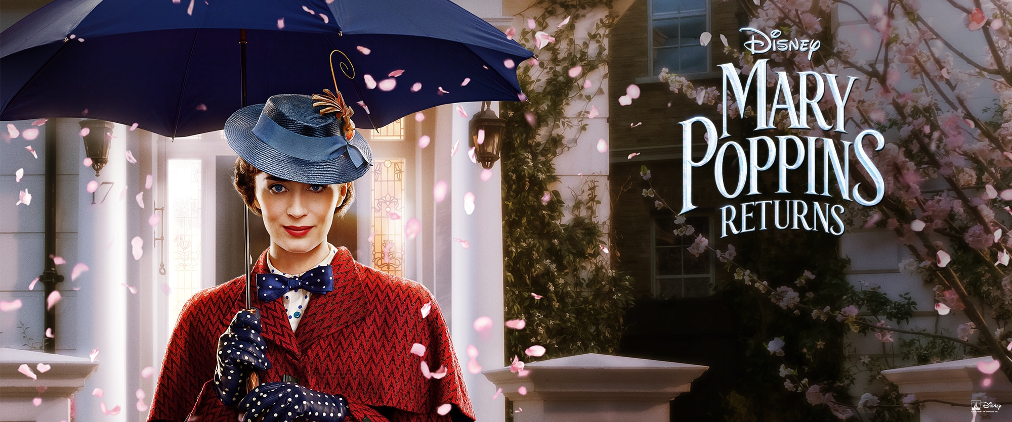 Mary Poppins Returns Top | In Cinemas Now
