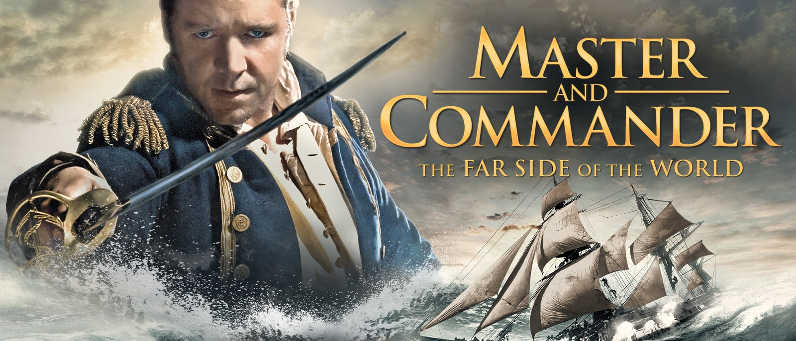 Master and Commander: The Far Side of the World Hero