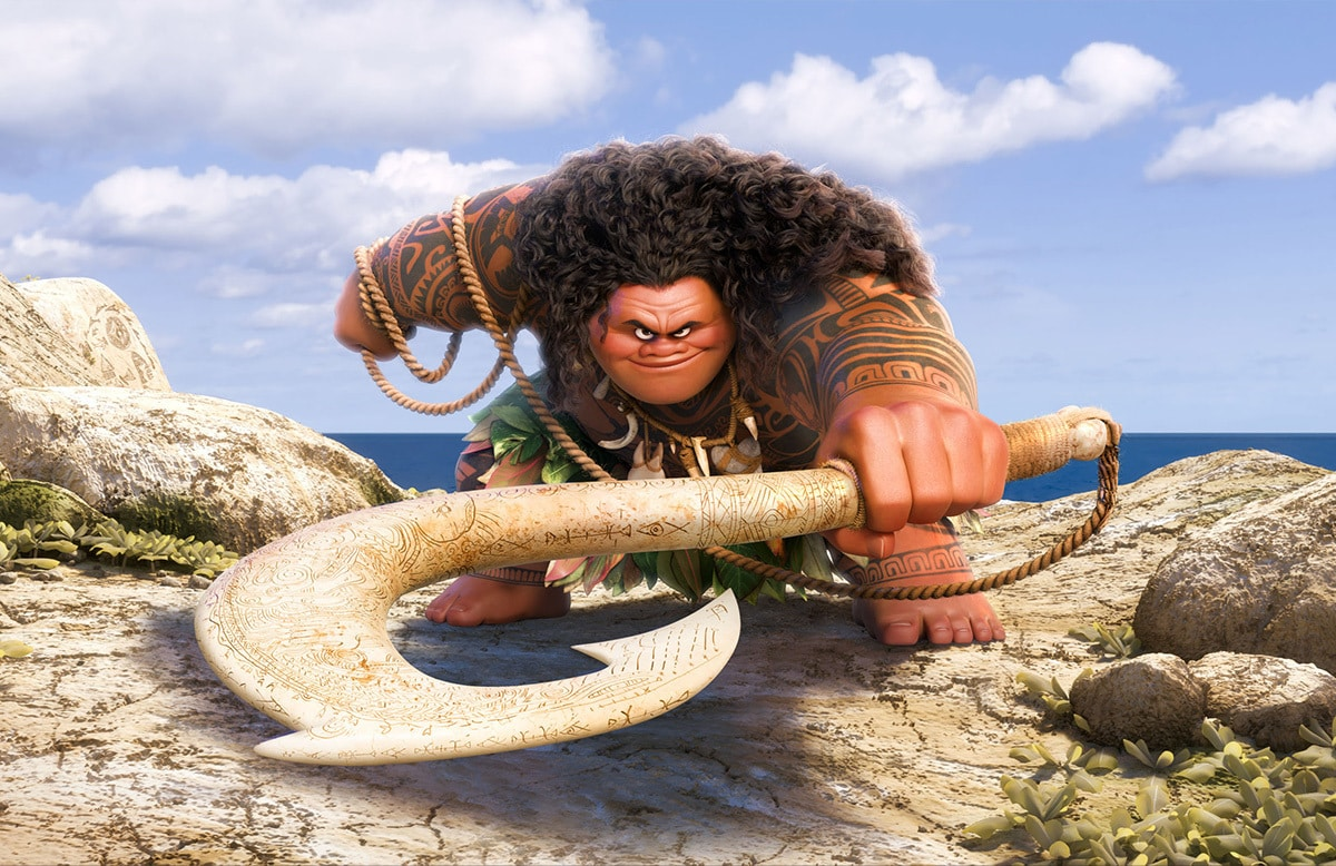 Moana Movie Gallery