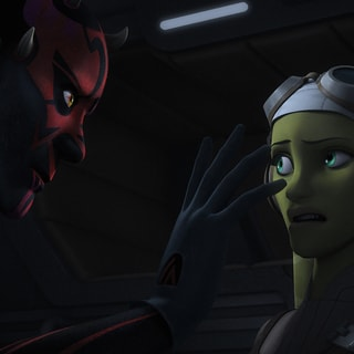 "Star Wars Rebels: ""Maul Returns"""
