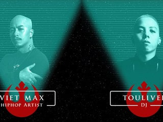 Rogue Ambassadors - Hip Hop Artist Viet Max and DJ Touliver