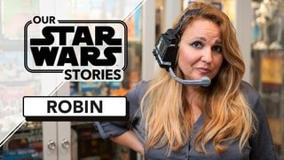How Star Wars Sparked Robin's Journey - Our Star Wars Stories