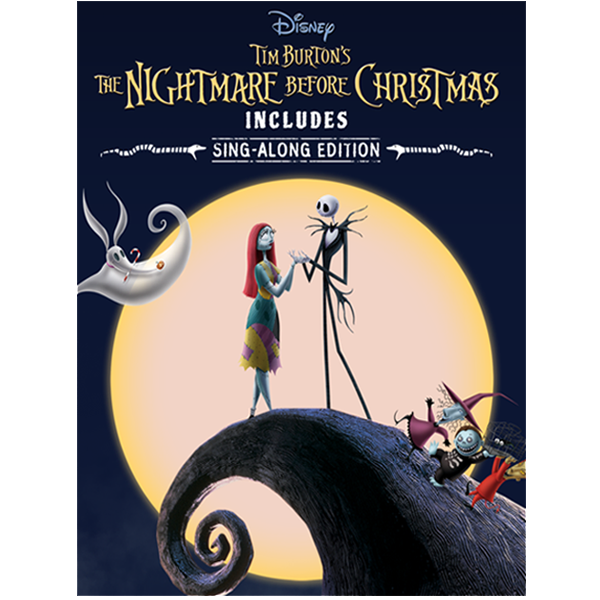 the nightmare before christmas disney movies