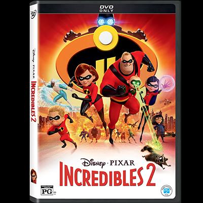 Incredibles 2 Disney Movies
