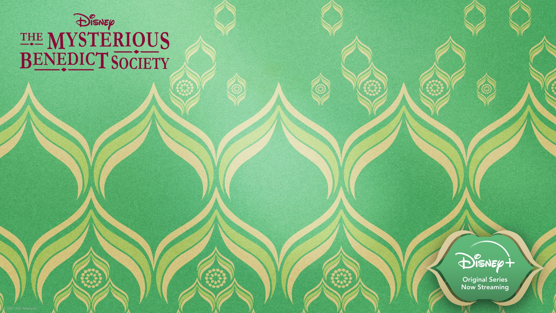 Style Up Your Next Video Call With The Mysterious Benedict Society Backgrounds