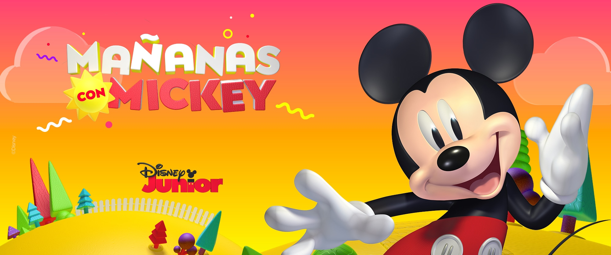 Mañanas con Mickey