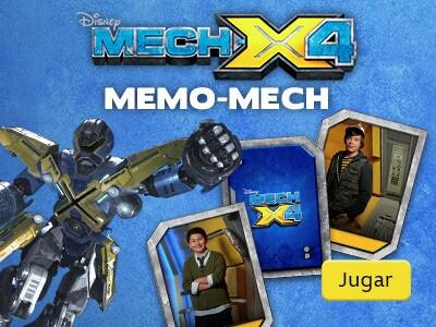 Memory Mech X4