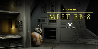 Meet BB-8 Virtual Reality / 10.00AM ‒ 10.00PM