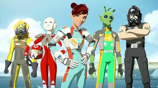 Meet the Aces in a New Star Wars Resistance Featurette