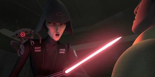 Vicious and Inquisitive: Meet the Seventh Sister - Star Wars Rebels