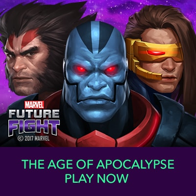 Hero Stream - Marvel Future Fight - The Age of Apocalypse